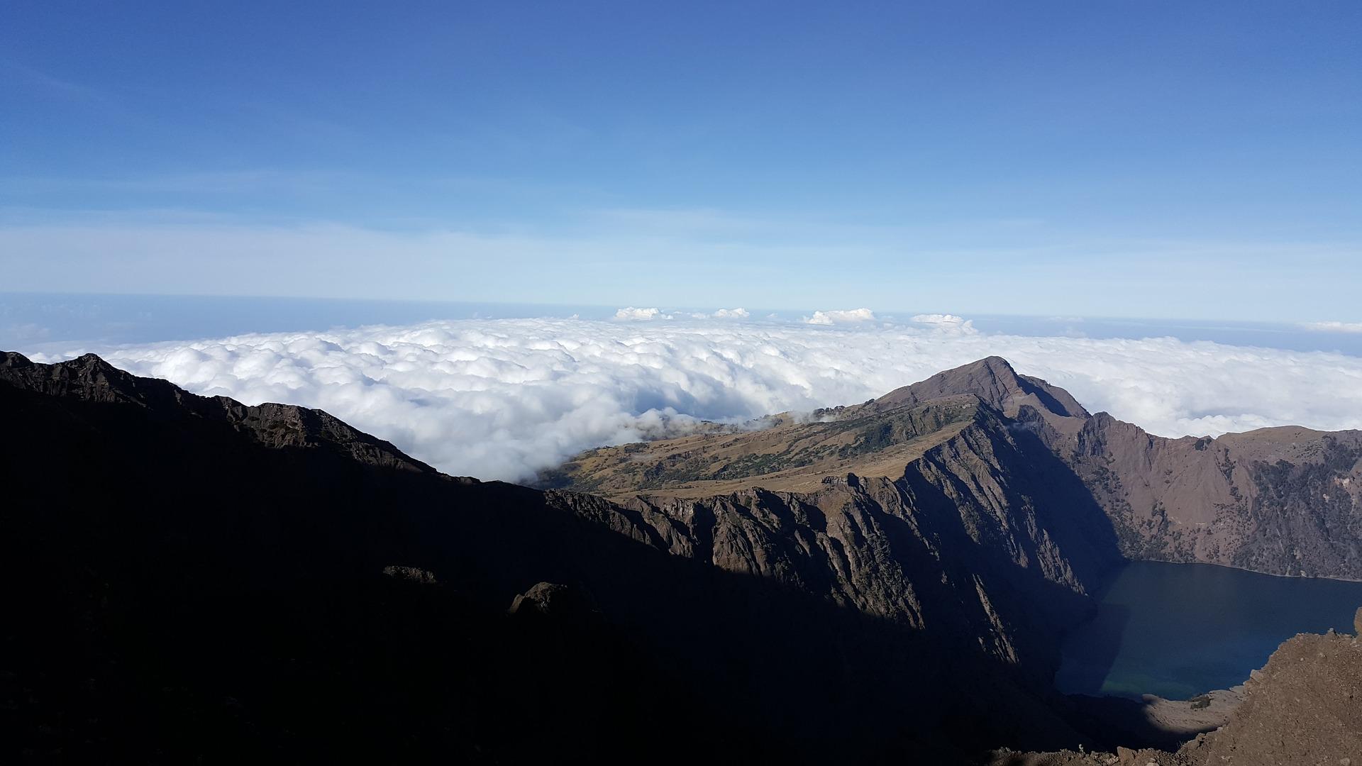 Climbing Mount Rinjani from Gili Trawangan